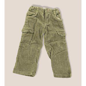 Palomino Trade mark Toddler Corduroy Pants Olive